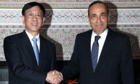 Le vice-président de l'Assemblée populaire nationale  de Chine affirme que les relations bilatérales ont connu  un saut qualitatif et un développement exceptionnel depuis la visite de S.M. le Roi Mohammed VI en Chine