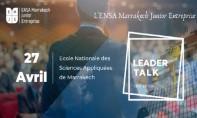 L'ENSA Marrakech Junior Entreprise organise la première édition de Leader Talk