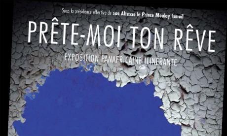 L'exposition itinérante «Prête-moi ton rêve» sillonnera l'Afrique