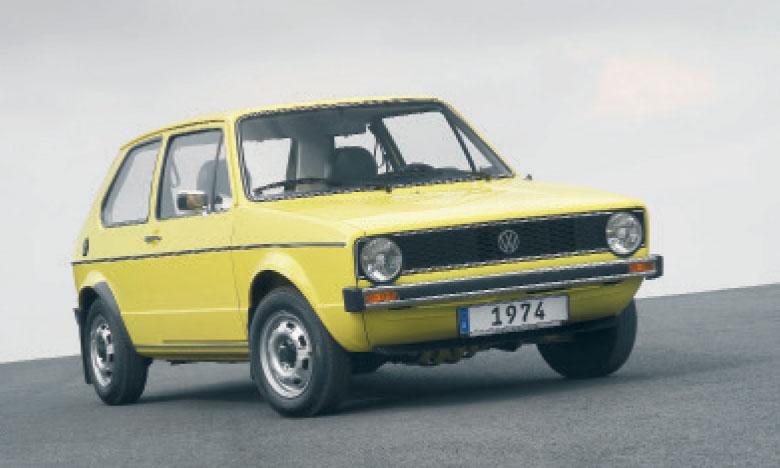 Depuis sept générations, la Golf contribue au développement de Volkswagen en tant que marque et en tant que groupe.
