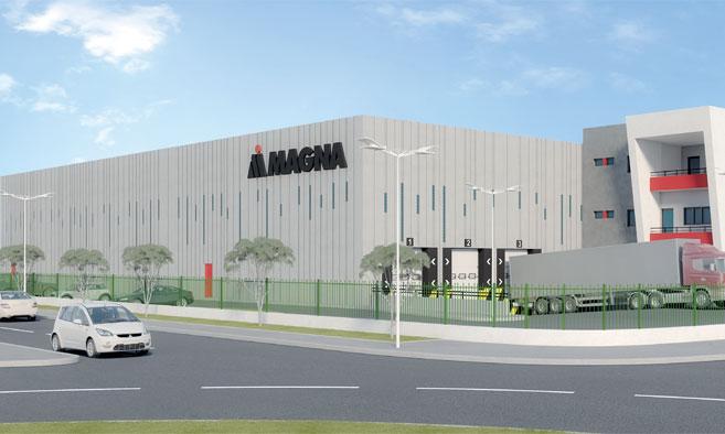 Le canadien Magna investit 11,3 millions de dollars à Kénitra