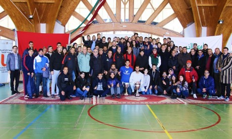 Al Akhawayn s'adjuge le 4e Festival national universitaire multisports