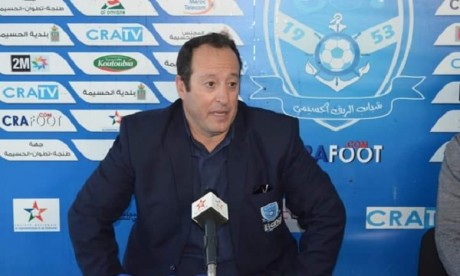 Le CRA limoge son entraîneur Pedro Benali