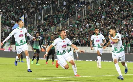 Les Verts s'imposent face au Chabab Rif Al Hoceima