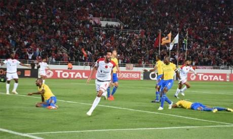 Le match retour à Pretoria s'annonce difficile pour le Wydad