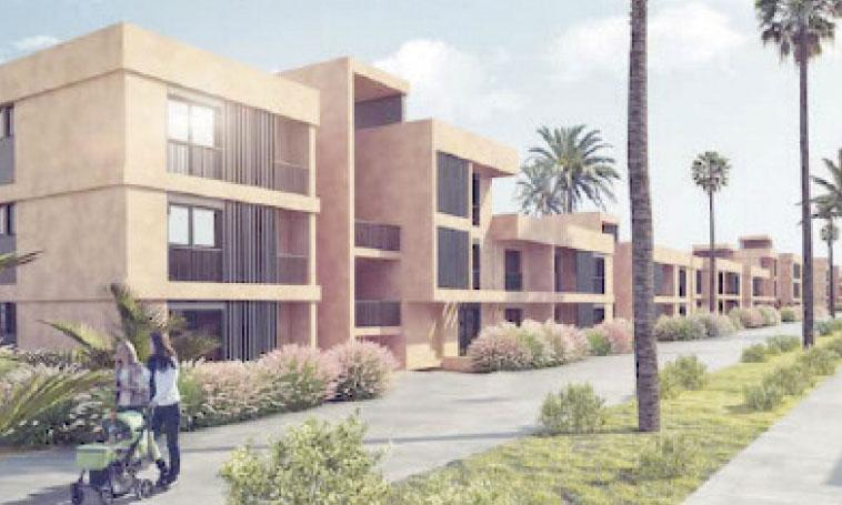 CGI : c'est parti pour  la commercialisation des  résidences d'Isli à Marrakech !