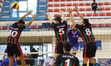 Le top 8 de la saison 2018-2019 désormais connu, avec l'AS FAR et le Raja d'Agadir en chefs de file