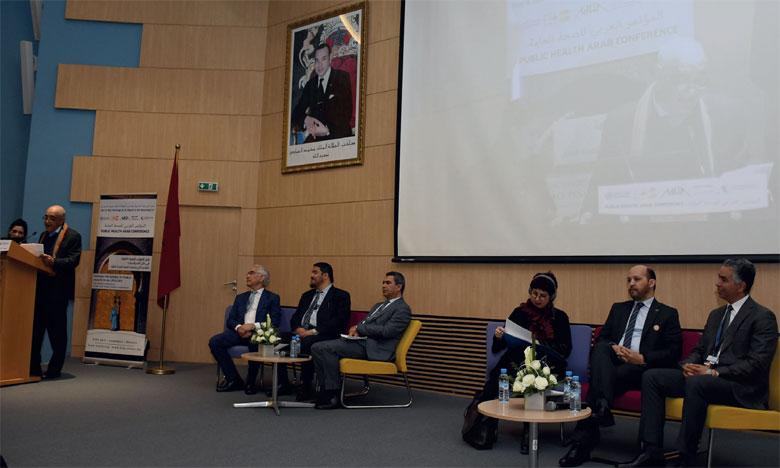 Démarrage des travaux du deuxième Congrès arabe de santé publique