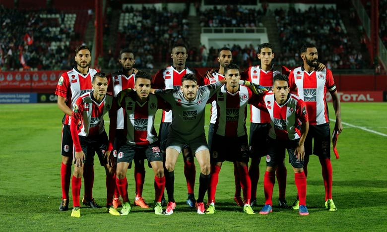 Au terme de ce succès, le club du Fath Union Sport (FUS) de Rabat porte son actif à 29 points pour pointer au 13e rang au classement. Ph : DR