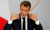 """France: Macron veut baisser """"significativement"""" l'impôt sur le revenu"""