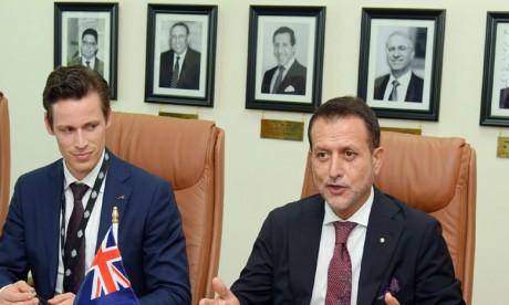 Le président de la Chambre de commerce et d'industrie arabo-australienne exprime le soutien total de son pays à la souveraineté et à l'intégrité territoriale du Maroc