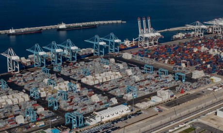 Le projet de loi n° 18.76 insiste sur l'obligation pour les navires de se doter du système d'identification et prévoit des sanctions financières en cas de non respect des dispositions de cette loi. Ph : DR