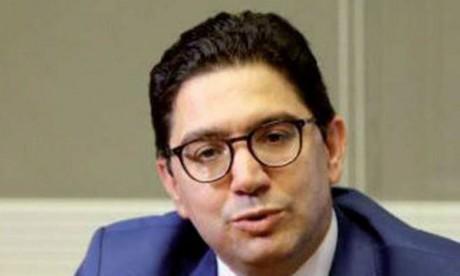 Nasser Bourita : Le Maroc a interagi récemment avec des intervenants internationaux dans le dossier du Sahara marocain