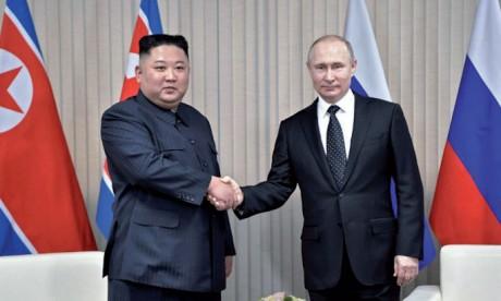 Après le fiasco d'Hanoï, Kim ravive  les «liens historiques» avec Moscou
