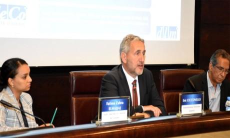 Le Conseil d'Administration de DLM a entamé des discussions pour ouvrir le capital à de nouveaux partenaires, indique Eric Cecconello, son administrateur directeur général. Ph. Seddik.