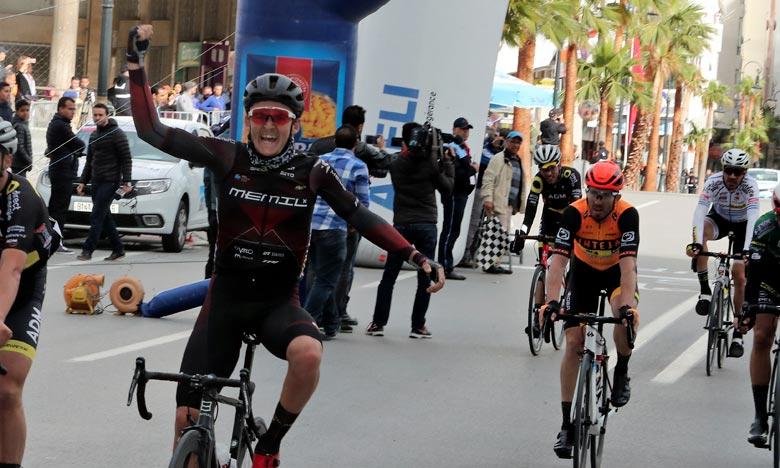 Tour du Maroc de cyclisme 2019:  Le Britannique Ben Hetherington s'impose sur la 1re étape