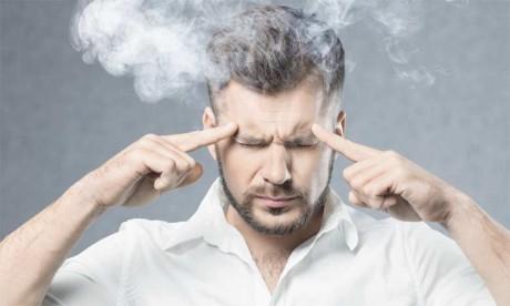 Lorsque les pensées deviennent obsédantes et qu'elles ne permettent plus de travailler dans  une bonne dynamique, il faut penser à l'accompagnement. Ph. Shutterstock