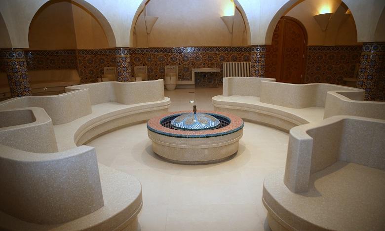 Les travaux de réaménagement, de rénovation et de réhabilitation ont eu lieu sur Hautes Instructions de SM le Roi Mohammed VI. Ph. MAP