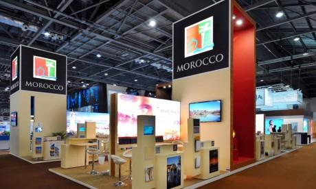 Arabian Travel Market: Opération charme de l'ONMT à Dubaï