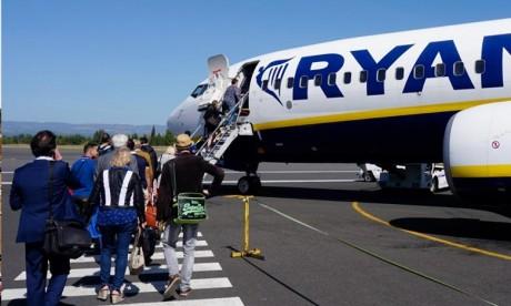 A compter du 29 octobre 2019, un vol régulier entre l'aéroport de Londres-Stansted et Essaouira-Mogador sera de nouveau opérationnel. Ph : AFP