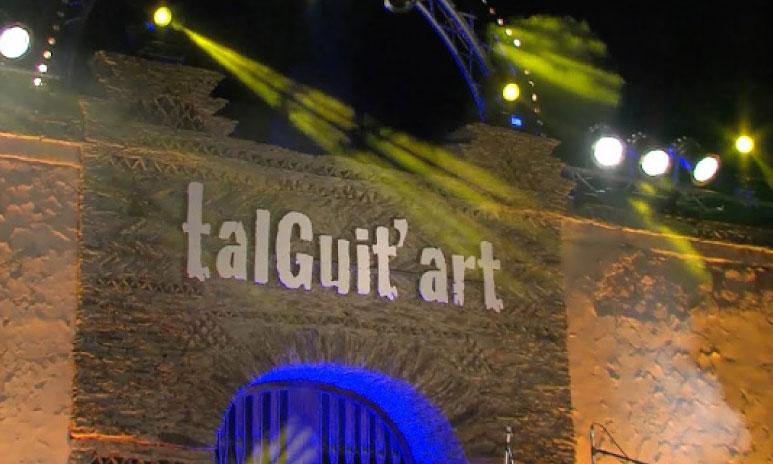 Ouverture du festival Talguit'art