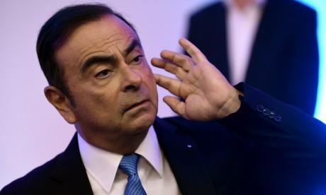 Garde à vue prolongée pour Carlos Ghosn