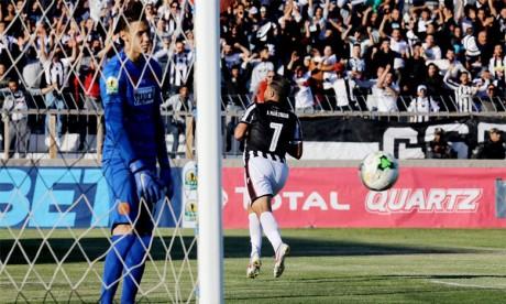 La Renaissance de Berkane est condamnée à l'exploit au match retour pour se qualifier en finale