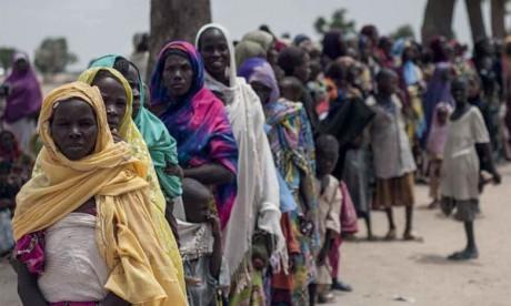 10.000 déplacés de Boko Haram ont besoin d'aide urgente