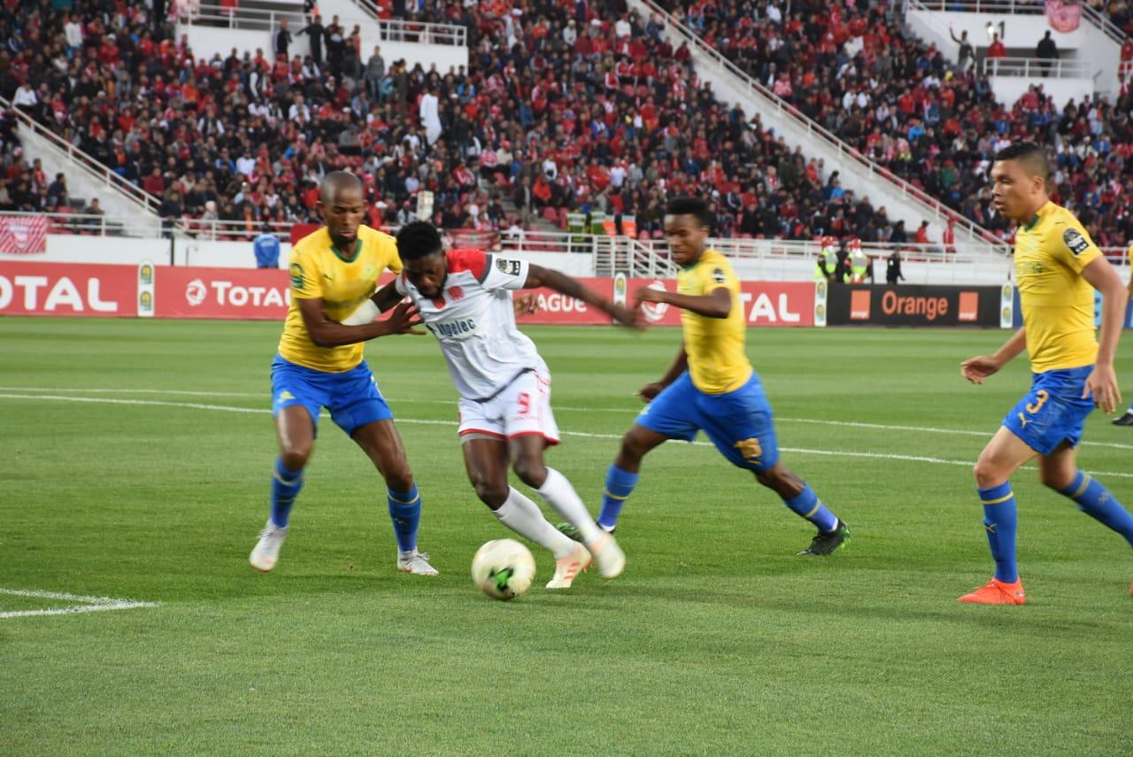 Faouzi Benzerti fait confiance aux éléments expérimentés face aux Mamelodi Sundowns