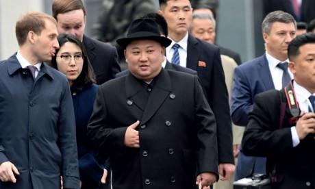 Moscou prône un dialogue avec Pyongyang sur la base d'une feuille de route définie par la Chine et la Russie.     Ph. AFP