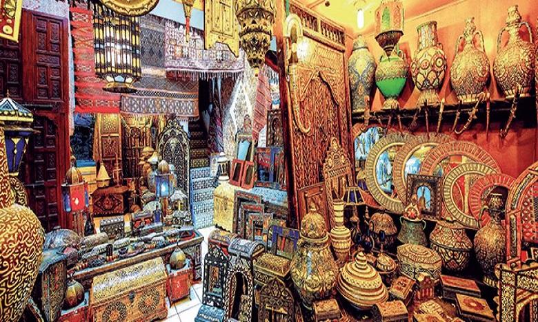 Artisanat : Hausse du chiffre d'affaires à l'export des produits en hausse