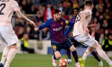 Le Barça dans le dernier carré