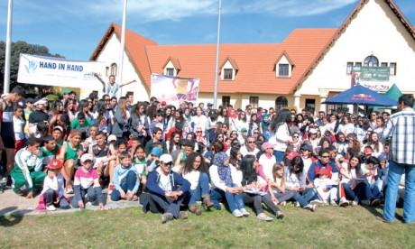 La journée de solidarité annuelle «Fun Run», le 13 avril à Ifrane