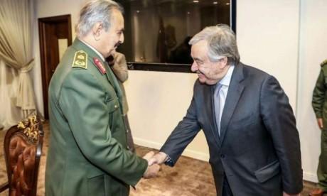 La conférence nationale inter-libyenne sera organisée à la date prévue