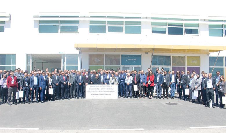 La troisième édition de la Convention Fournisseurs du Groupe Renault Maroc a réuni près de 200 représentants de ses principaux partenaires.