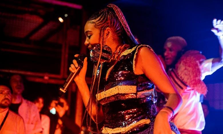 Fière de ses racines et néo-panafricaniste engagée, la rappeuse sud-africaine chantera en xitsonga et en swahili. Ph : DR