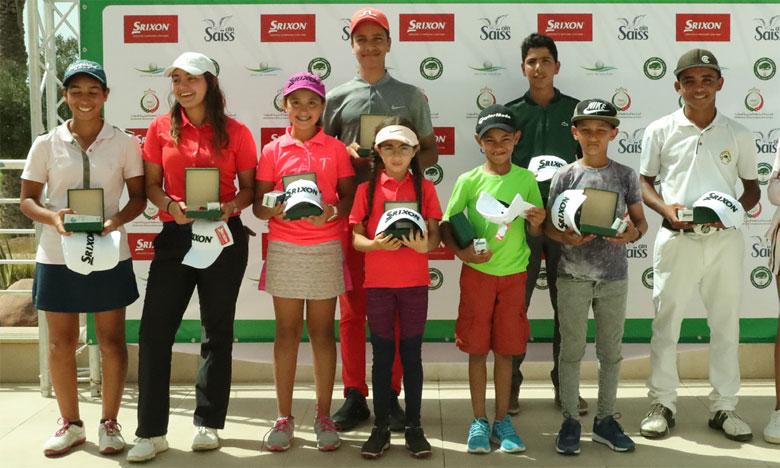 Le R.G. Agadir et l'AGTC Agadir dominent la 2e étape