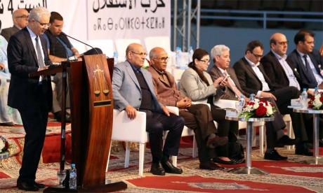 Nizar Baraka fustige la cacophonie  de l'action gouvernementale