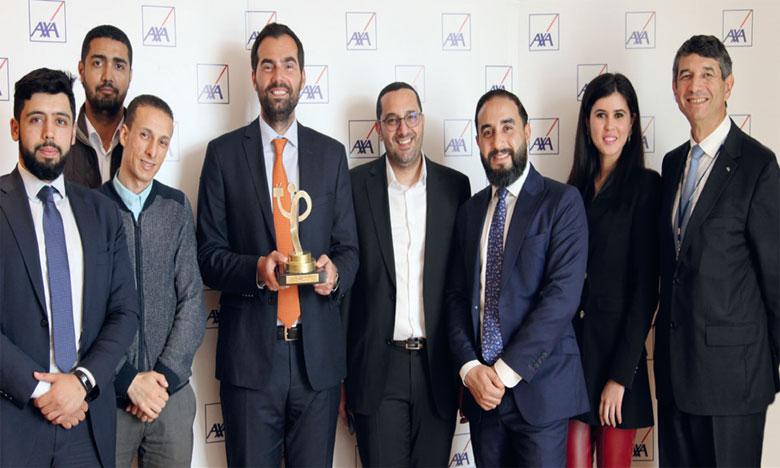«Sava Axa» a été primée par un jury composé de 19 professionnels de la publicité provenant de plusieurs pays.