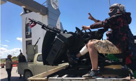L'ONU fait état de 20.000 déplacés en raison  des hostilités à Tripoli
