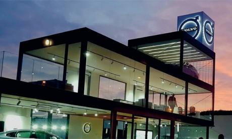 Volvo ouvre un pop-up store  à Casablanca