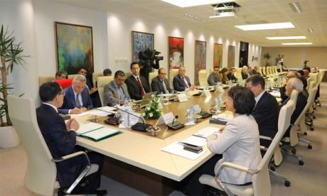 L'AMDIE présente à Rabat son bilan 2018 et son plan d'action pour l'année en cours
