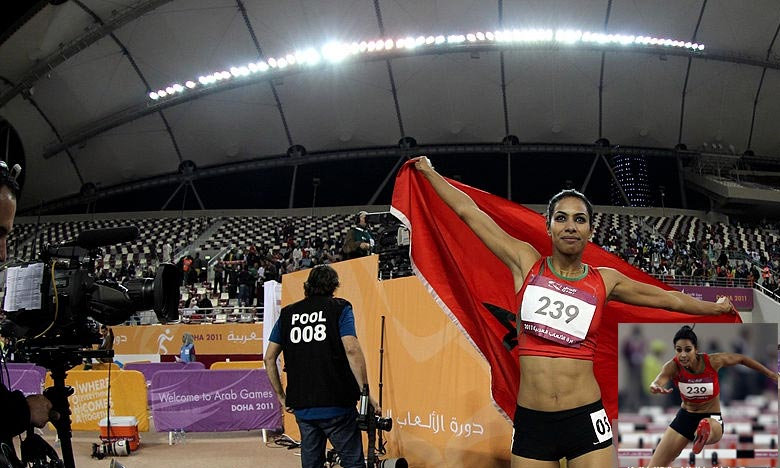 Championnats arabes d'athlétisme: Le Maroc termine deuxième