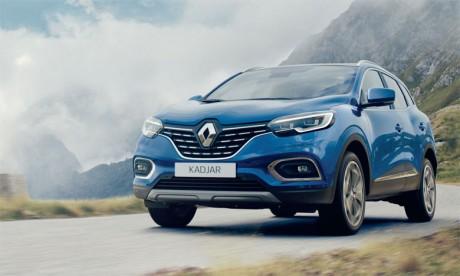 Nouveau Kadjar conserve les codes traditionnels du SUV Renault, tout en devenant plus séduisant et plus dynamique.