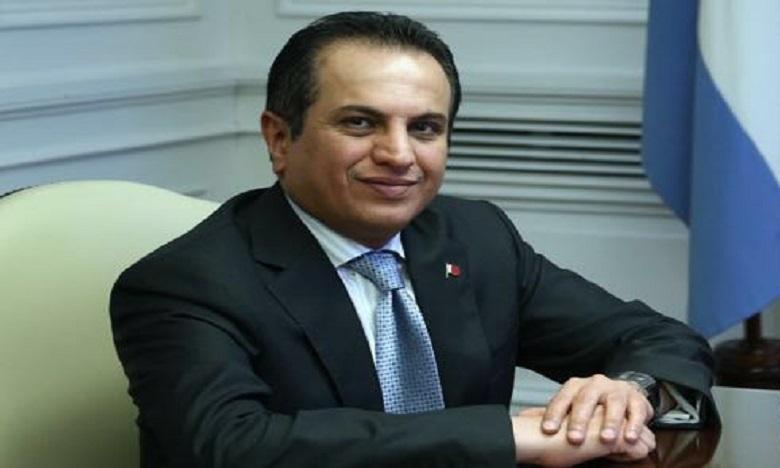 Fahad Ben Ibrahim Al-Hamad Al-Mana occupait, depuis 2013, le poste d'ambassadeur du Qatar en Argentine. Ph. DR
