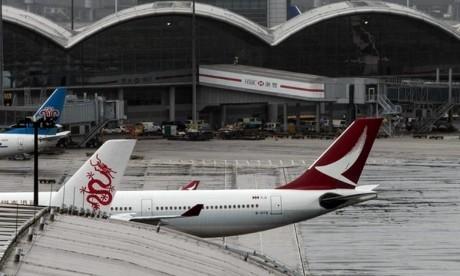 Un Airbus 330 forcé d'atterrir en urgence à Taïwan