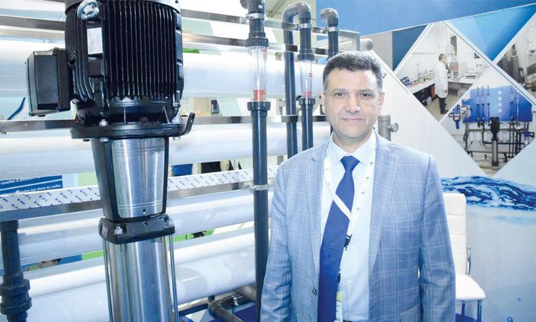 «Nous avons depuis 2003 installé 200 machines à travers le territoire national pour différents domaines d'application», indique Samir Benjelloun Touimi, directeur de SteriMed.