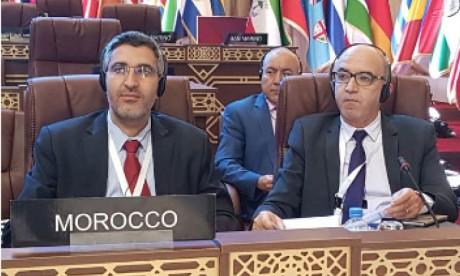 Les parlementaires marocains s'activent pour la défense de la cause palestinienne