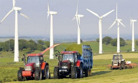 Les énergies renouvelables, l'efficacité énergétique et les transports propres représentent les principaux secteurs bénéficiaires en totalisant 69% des opérations. Ph. DR
