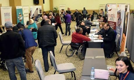 Rabat accueille une journée d'emploi en faveur des personnes en situation de handicap